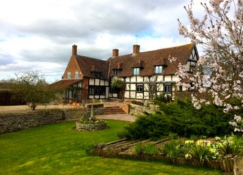 Thumbnail 4 bed farmhouse to rent in The Leigh, Nr Cheltenham, Gloucestershire
