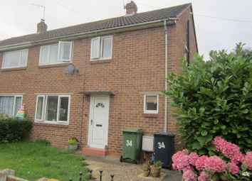 Thumbnail 3 bed semi-detached house for sale in Sutton Way, Shrewsbury