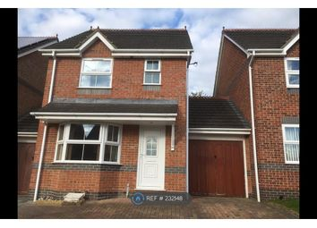 Thumbnail 3 bed detached house to rent in Westerham Walk, Calne