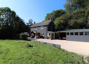 Thumbnail 3 bed detached house for sale in East Putford, Holsworthy