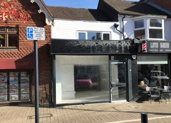 Thumbnail Retail premises to let in High Street, Crawley