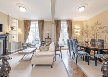 Thumbnail 3 bedroom flat to rent in Priory Mansions, Drayton Gardens