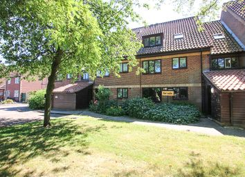 Thumbnail 2 bed flat for sale in Armstrong Close, Newmarket