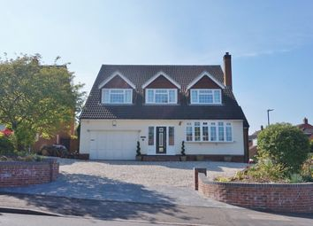 Thumbnail 4 bed detached house for sale in Digby Road, Sutton Coldfield