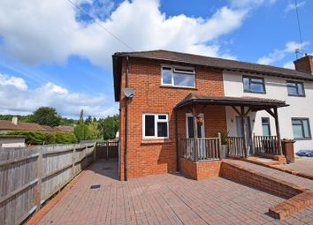 Thumbnail 3 bed end terrace house for sale in Parklands, Maresfield, Uckfield