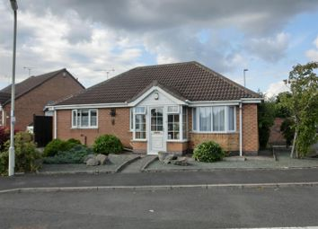 Thumbnail 2 bed bungalow to rent in Huntsman Close, Markfield