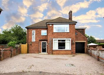 Thumbnail 4 bed detached house for sale in Gloucester Road, Peterborough