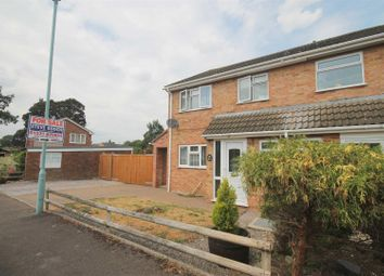 Thumbnail 3 bed semi-detached house for sale in Johnstone Road, Newent