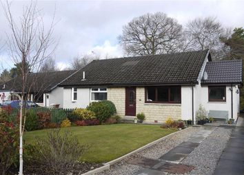 Thumbnail 3 bed semi-detached bungalow for sale in Murray Place, Smithton, Inverness
