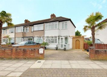 Thumbnail 3 bed end terrace house for sale in Albany Park Avenue, Enfield