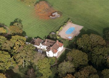 Thumbnail 6 bedroom equestrian property for sale in Nr. Shirley Holms, Lymington, Hampshire