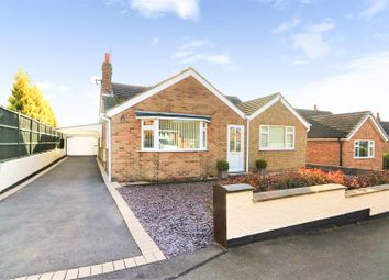 Thumbnail 4 bedroom detached bungalow for sale in Sandtop Close, Blackfordby