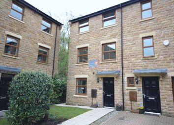 Thumbnail 4 bedroom town house for sale in Naden View, Norden, Rochdale