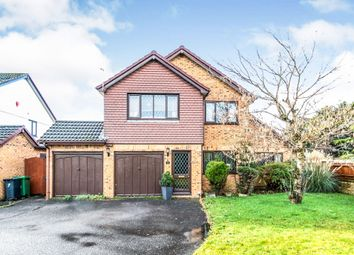4 bed detached house for sale in Smithson Close, Poole BH12