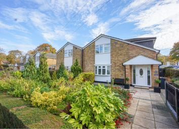 Thumbnail 4 bed semi-detached house for sale in The Dell, Stevenage