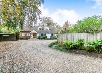 Thumbnail 5 bed detached house to rent in Burgh Heath Road, Epsom