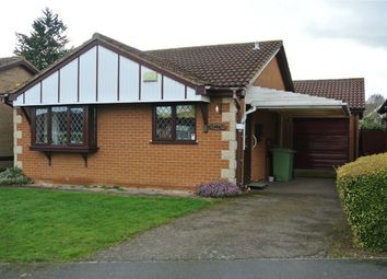 Thumbnail 2 bed detached bungalow for sale in Grosvenor Avenue, Bourne, Lincolnshire
