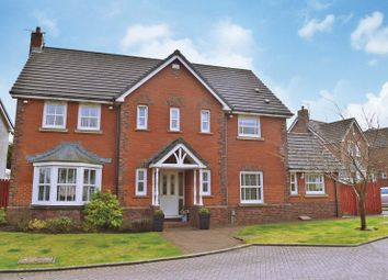 Thumbnail 4 bed detached house for sale in Wyvis Place, Newton Mearns, Glasgow