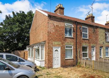Thumbnail 3 bed end terrace house for sale in York Terrace, Wisbech