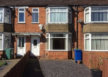 Thumbnail 3 bed terraced house to rent in Conington Avenue, Beverley