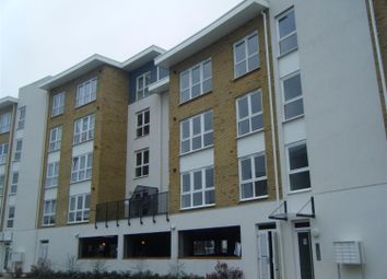 Thumbnail 2 bed flat to rent in Romulus Road, Gravesend