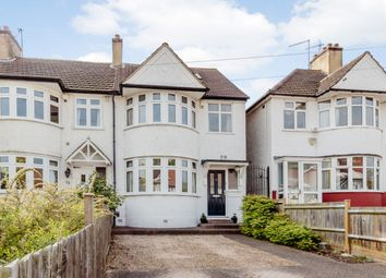 Thumbnail 4 bed end terrace house for sale in Sidmouth Avenue, Isleworth, London