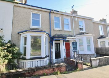 Thumbnail 3 bed terraced house for sale in Dracaena Avenue, Falmouth