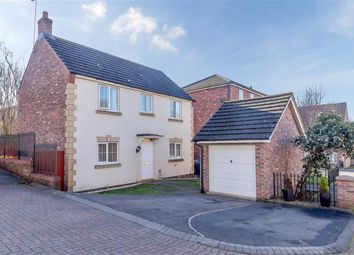 Thumbnail 3 bed detached house for sale in Yew Tree Wood, Chepstow, Monmouthshire