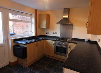 Thumbnail 2 bed semi-detached house to rent in Hazel Grove, Hucknall, Nottinghan