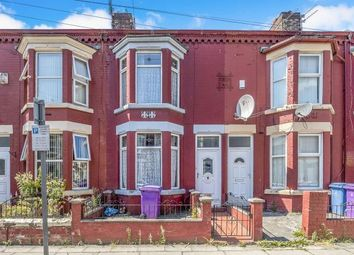 Thumbnail 3 bed terraced house for sale in Gloucester Road, Anfield, Liverpool, Merseyside
