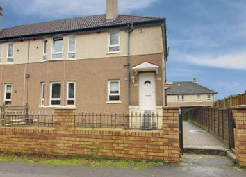 Thumbnail 2 bed flat for sale in Glenhead Street, Glasgow, Glasgow