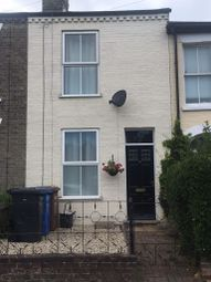 Thumbnail 2 bed terraced house to rent in Pembroke Road, Norwich