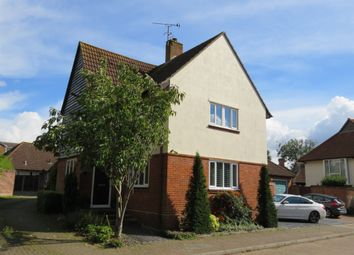 Thumbnail 4 bed detached house for sale in Barnfield, Feering, Colchester