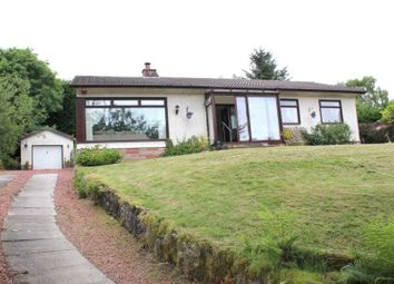 Thumbnail 3 bed detached bungalow for sale in Highland Park, Kilsyth