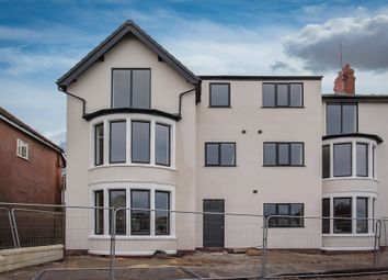 Thumbnail 2 bed flat for sale in Finchley Road, Blackpool