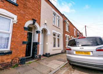 Thumbnail 2 bed terraced house for sale in Greenwood Road, St James, Northampton