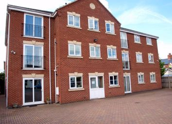Thumbnail 2 bed flat to rent in Curzon Street, Burton-On-Trent, Staffordshire