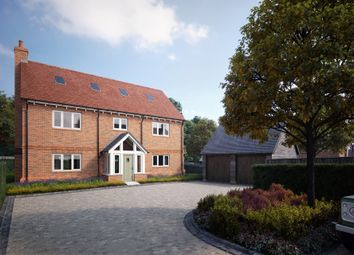 Thumbnail 5 bedroom detached house for sale in Brightwell-Cum-Sotwell, Wallingford