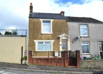 Thumbnail 3 bedroom semi-detached house for sale in Morgan Street, Swansea
