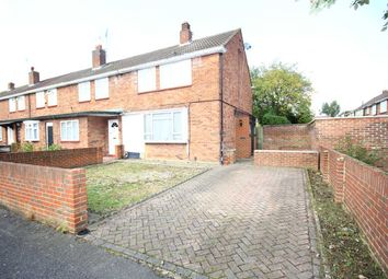 Thumbnail 3 bed end terrace house to rent in Webbs Road, Yeading, Hayes