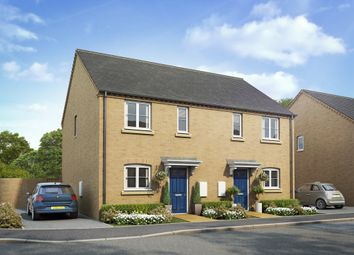 Thumbnail 3 bed end terrace house for sale in Church Street, Holbeach, Spalding