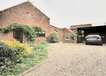 Thumbnail 3 bed cottage for sale in Chapelfield, Freethorpe, Norwich