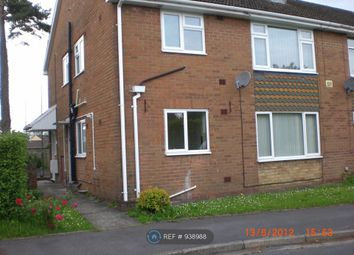 Thumbnail 2 bed flat to rent in The Woodlands, Newport
