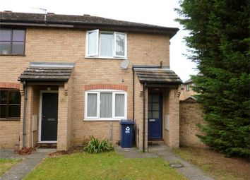 Thumbnail 2 bedroom end terrace house for sale in Eynesbury, St Neots, Cambridgeshire