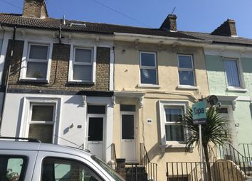 Thumbnail 1 bed flat to rent in Deburgh Street, Dover