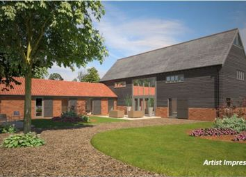 Thumbnail 6 bedroom barn conversion for sale in Bacton, Stowmarket, Suffolk