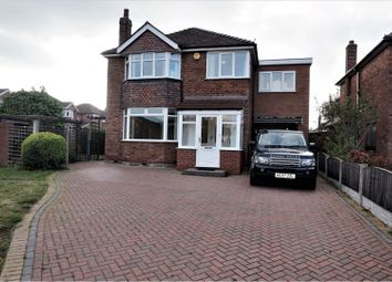 Thumbnail 4 bed detached house to rent in Outwood Road, Cheadle