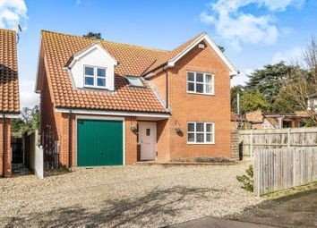 Thumbnail 4 bed detached house for sale in Beccles, Suffolk