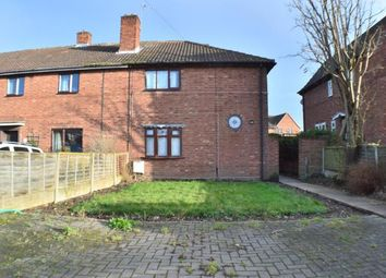 Thumbnail 2 bed semi-detached house for sale in Uttoxeter Road, Off Lichfield Road, Handsacre, Staffordshire