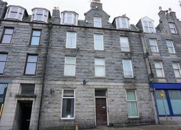 Thumbnail 1 bed flat for sale in Albert Street, Aberdeen